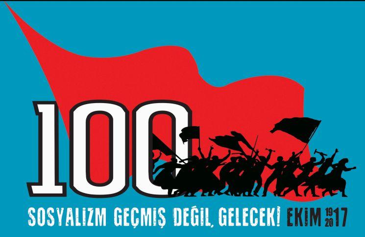 EMEP: Ekim Devrimi geçmiş değil gelecek